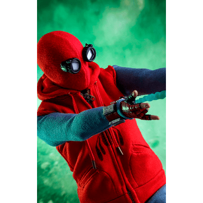 Spider-man-home-made-suit-hot-toys